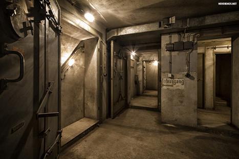 Le bunker sous la gare de l'Est | Revue de Web par ClC | Scoop.it