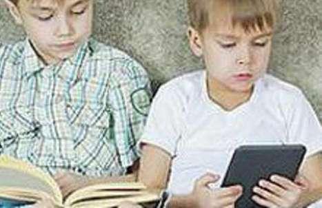 ¿Hacen las pantallas inteligentes más listos a los niños? | Educación a Distancia y TIC | Scoop.it