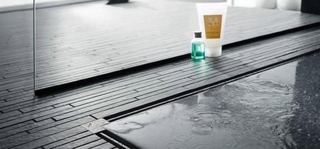 Quel carrelage choisir pour une douche à l'italienne ? | Carrelage : tous les conseils et idées déco | Scoop.it