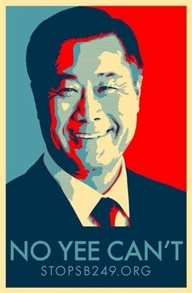 Impeach Leland Yee | Legal News From Around the World | Scoop.it