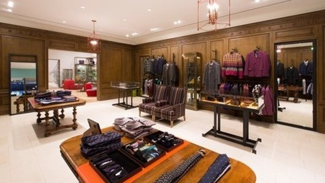Paul Smith hosts exhibition in Shanghai to celebrate flagship store inauguration | MINDS OF LUXURY | Scoop.it