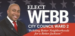 Stacey Webb City Council Ward 2
