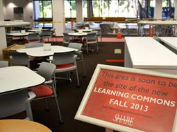 Learning Commons grand opening to come this Thursday - Daily Sundial | Libraries | Scoop.it