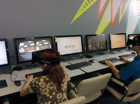 One Company Betting On Oculus Rift As The Platform For VR HR Training | Adult Education and Organizational Leadership | Scoop.it