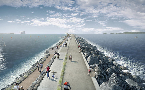 Cardiff tidal energy lagoon 'could power every home in Wales'   Marine Technology   Scoop.it