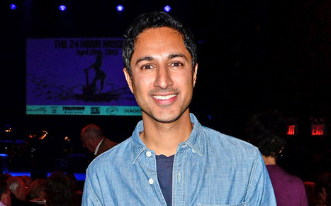'30 Rock' star Maulik Pancholy comes out | EW.com | Film and Television | Scoop.it