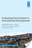 Evaluating Environment in International Development | Routledge | Development, agriculture, hunger, malnutrition | Scoop.it