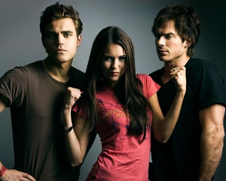 """Vampire Diaries Wallpapers   """"FOLLIEWOOD""""   Scoop.it"""