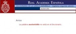Austericidio   neologism   Scoop.it