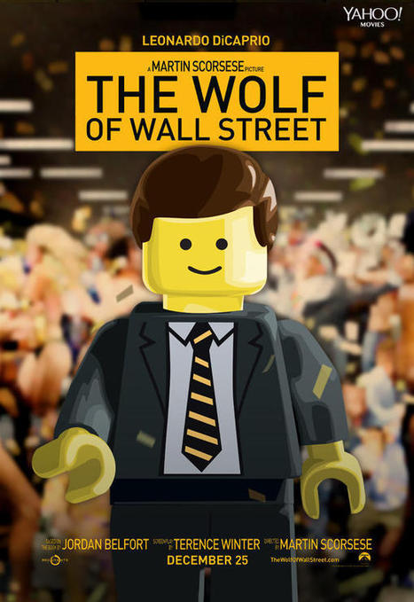 Oscar Nominees Replaced by LEGO Parts | lego movie 2014 | Scoop.it