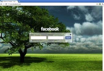 Как да си променим фона на началната страница във Facebook? | Блог на Аднан Расим | Scoop.it