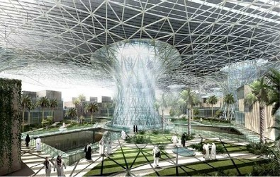 Masdar City, una ciudad centrada en las energías renovables en el paraíso del petróleo. ~ worldWtrade | Noticias de David | Scoop.it