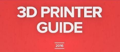 Les meilleures imprimantes 3D 2016 selon 3D Hubs ! | FabLab - DIY - 3D printing- Maker | Scoop.it