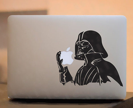 50+ Creative Macbook Pro Decals From Etsy | inspirationfeed.com | Visual Inspiration | Scoop.it