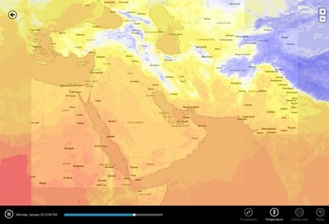 Storm is an Awesome Weather app for Windows 8 | windows 8 apps | Scoop.it