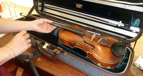 ¿Cuántas horas al día debes practicar? música | Violin | Scoop.it