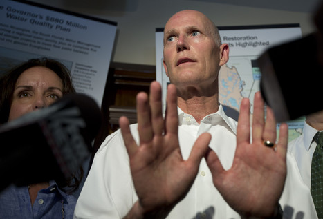 Rick Scott's Environmental Failures Are 'Jaw-Dropping': Report | Sustain Our Earth | Scoop.it