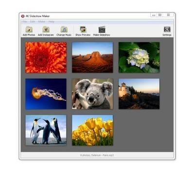 4K Slideshow Maker | Make Cool Slideshows for Free | 4K Download | software e código | Scoop.it