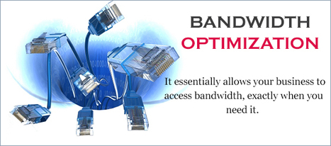 Increase Network Performance with Bandwidth Optimization of your Business   Cloud, Telecom, and Internet   Scoop.it