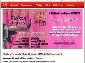 Les Arènes de Chateaurenard   TORO CAMPO   Toro Campo Annuaire Taurin   Scoop.it
