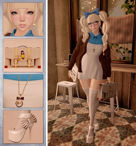 Free SL Couture: Style No. 175 | Second LIfe Good Stuff | Scoop.it