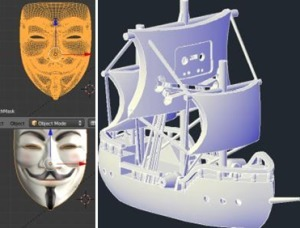 Napster for pirated 3D printing templates? | Technoculture | Scoop.it