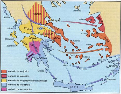 EURICLEA: Minoicos y Micénicos... ¿Mito o realidad? | EURICLEA | Scoop.it