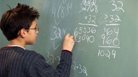 Alumnos de Primaria tendrán una hora más de matemáticas y de ... - Te Interesa | educació primària | Scoop.it