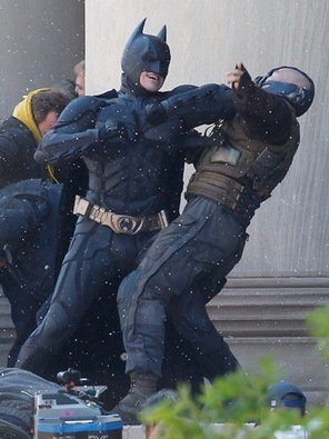 'Dark Knight Rises' Extra Died During New York Shoot | Machinimania | Scoop.it