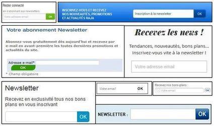 Faut-il garder l'abonnement sec à une newsletter sans double optin ?   e par ci, e par là...   Scoop.it