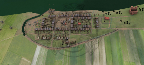 Nieszawa - a medieval town reconstructed by non-invasive survey   Archaeology News   Scoop.it