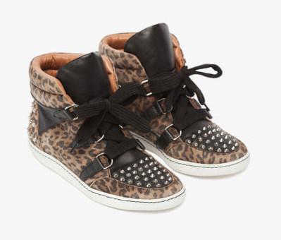 Albatorock : les baskets tendance par Sandro | sneakers-addicted | Scoop.it