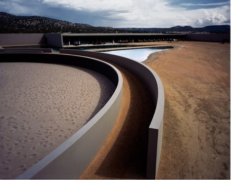 Tadao Ando BUILDS A Ranch For Tom Ford's Inner Cowboy | The Architecture of the City | Scoop.it