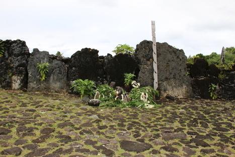 La candidature du marae Taputapuātea sur la liste du patrimoine mondiale de l'Unesco | Tahiti Infos | Kiosque du monde : Océanie | Scoop.it