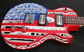 Cool Stuff We Like: Olaf Diegel's 3D Printed Guitars are Amazing | Made Different | Scoop.it