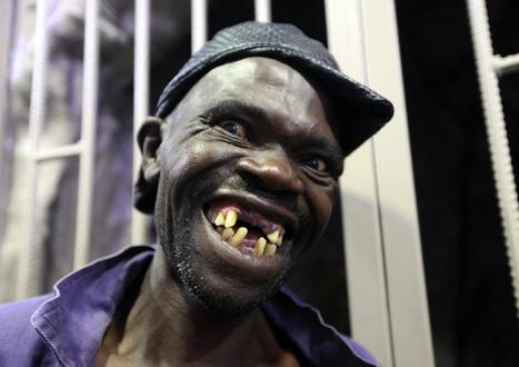 Zimbabwe's Mister Ugly Contest Winner Deemed 'Too Handsome' | AP Human Geography Digital Knowledge Source | Scoop.it