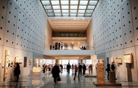 Acropolis Museum Celebrated October 28 with Free Entrance for Families   LVDVS CHIRONIS 3.0   Scoop.it