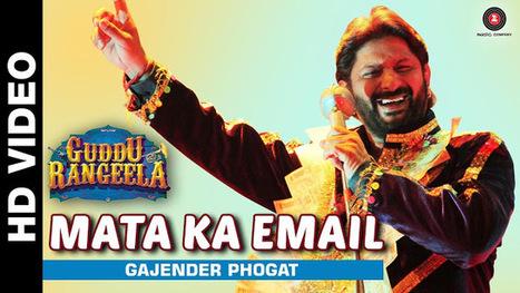 BollyWolly: Mata Ka Email Lyrics & Audio Video Free Song Download - Guddu Rangeela | Entertainment | Scoop.it