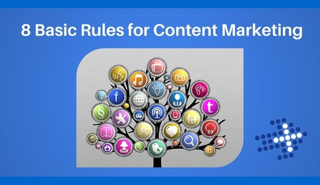 8 Basic Rules for Content Marketing - Plus Your Business via @Ivo_64 | AtDotCom Social media | Scoop.it