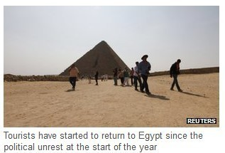 Arab nations aim to win back tourists | Égypt-actus | Scoop.it