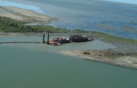 Army Corps Stresses Boating Safety at GIWW to Bastrop Dredging Project   Texas Coast Living   Scoop.it