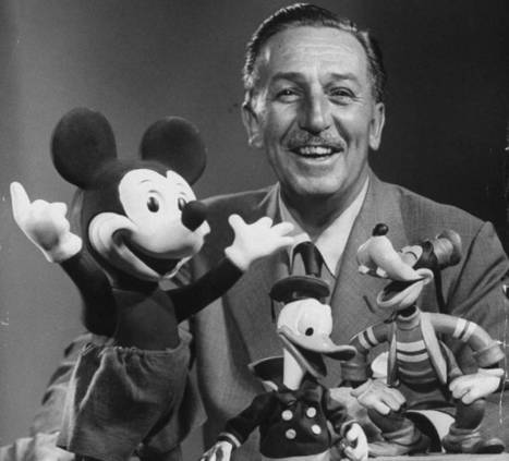 How Did Disney Make His Dream a Reality? | NLP Training and Courses | Scoop.it