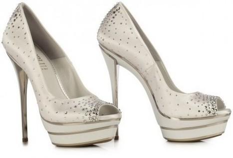 Loriblu Wedding Shoes 2014 | Le Marche & Fashion | Scoop.it