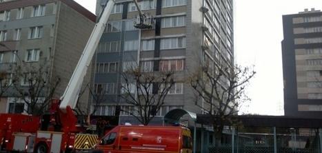 Intervention des pompiers rue Delaville à Cherbourg   La Manche Libre cherbourg   Les news en normandie avec Cotentin-webradio   Scoop.it