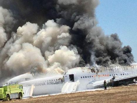 Seguridad aérea empieza por el piloto - Voz de América | accidentes de aviacion | Scoop.it