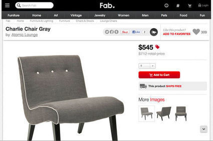 Comparison Shopping Exposes Fab's Huge Price Discrepancies - Racked National | Comparison Shopping | Scoop.it