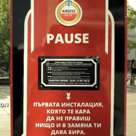 Vending machine rewards slackers with beer | Retail Vending Solutions | Scoop.it