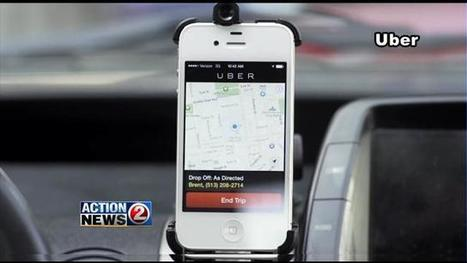 Uber wants you to pledge against drunk driving this Halloween - WBAY | MOBILITY | Scoop.it