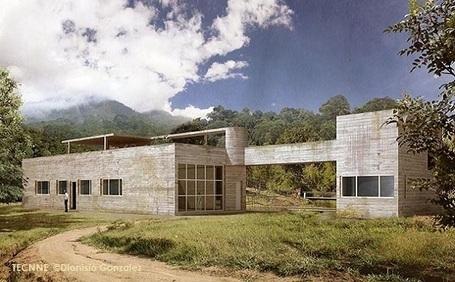 Le Corbusier, villa en Rambouillet | TECNNE - Arquitectura y contextos | Marcelo Gardinetti | Scoop.it