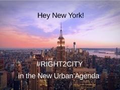 Lettre ouverte contre la financiarisation des villes et pour les droits humains dans le Nouvel Agenda Urbain | Les coups de coeur de D'Dline 2020 | Scoop.it